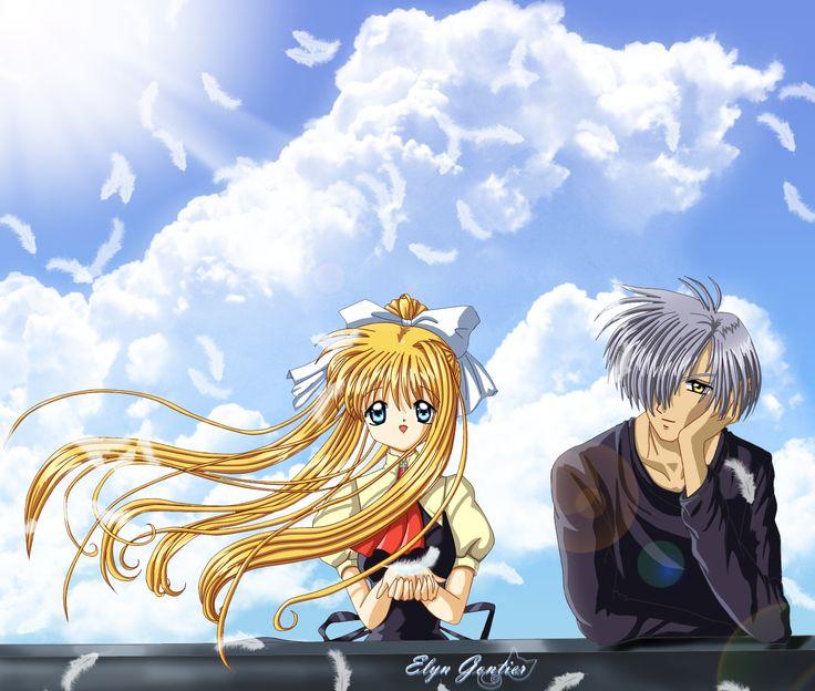Resultado de imagen para Air anime