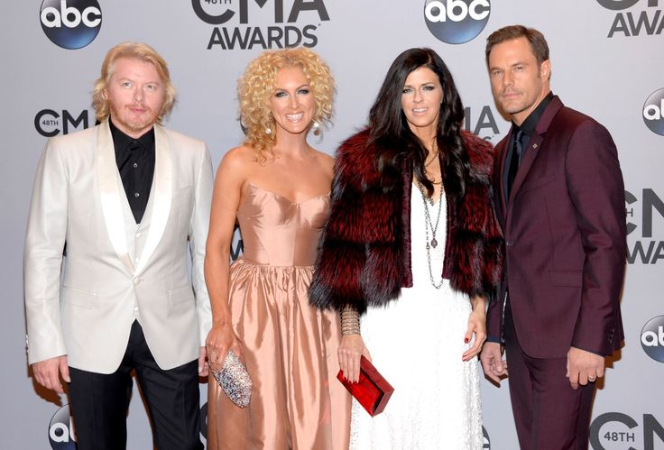 2014 CMA Awards - Little Big Town