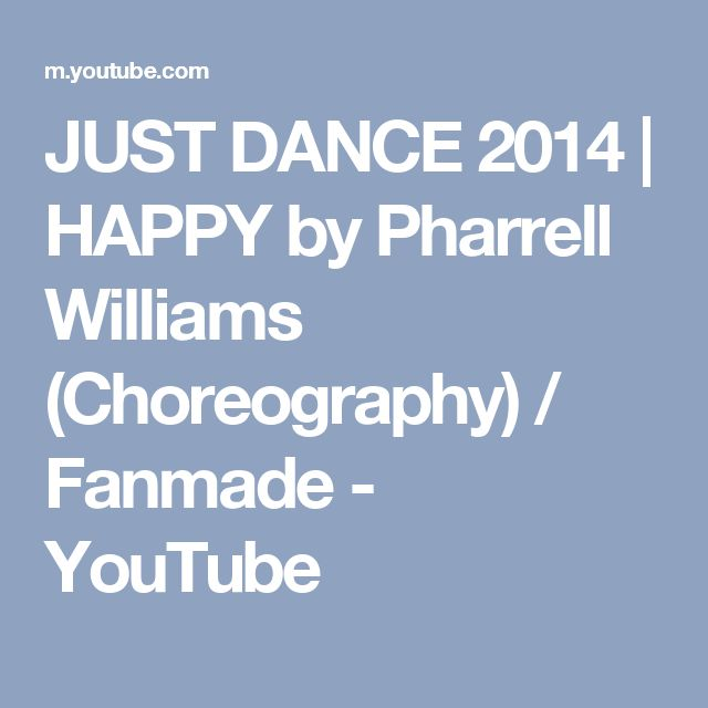 17 Best Ideas About Happy By Pharrell On Pinterest