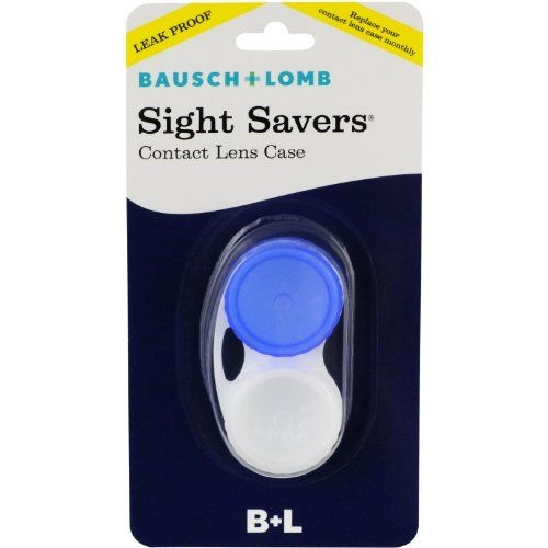 #wow Sight savers #contact lens case for storage and chemical disinfection of soft, rigid fas permeable and hard contact #lenses.