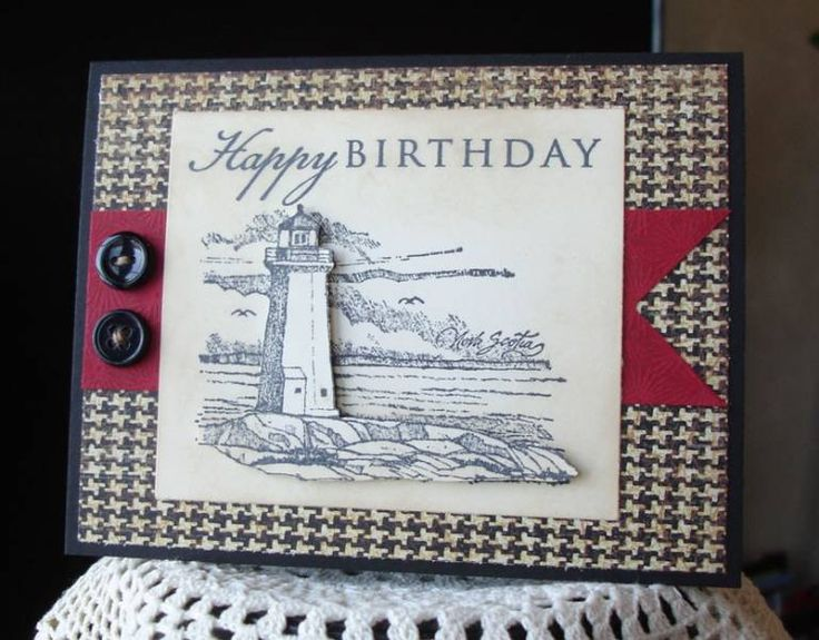 the light house by ycnan - Cards and Paper Crafts at Splitcoaststampers
