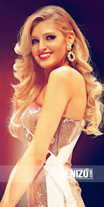 HAIR   Miss California USA 2012 Natalie Pack