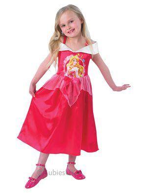Lasten Naamiaisasu; Prinsessa Ruusunen  Lisensoitu Walt Disney Prinsessa Ruusunen asu. Prinsessa Ruusunen on vanha satuaihe, josta muun muassa Charles Perrault ja Grimmin veljekset ovat kirjoittaneet toisistaan hieman eroavat muunnelmat. #naamiaismaailma