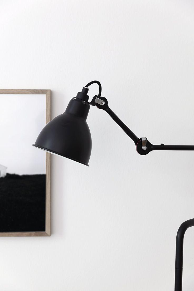 DCW Éditions floor lamp from Flinders - via Coco Lapine Design