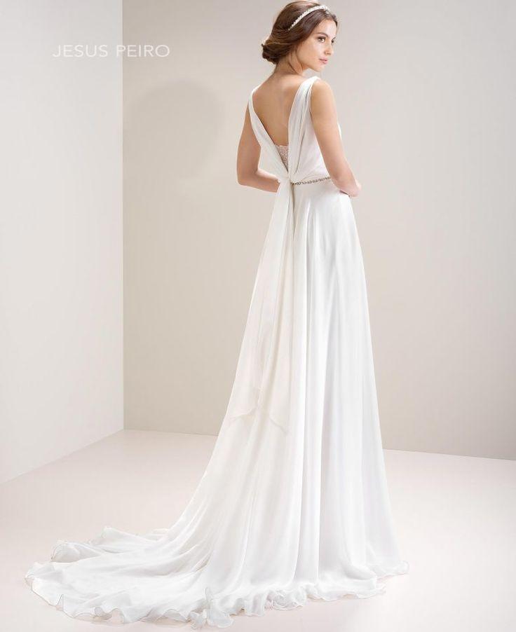 Vestido novia Jesús Peiró Ref.7010
