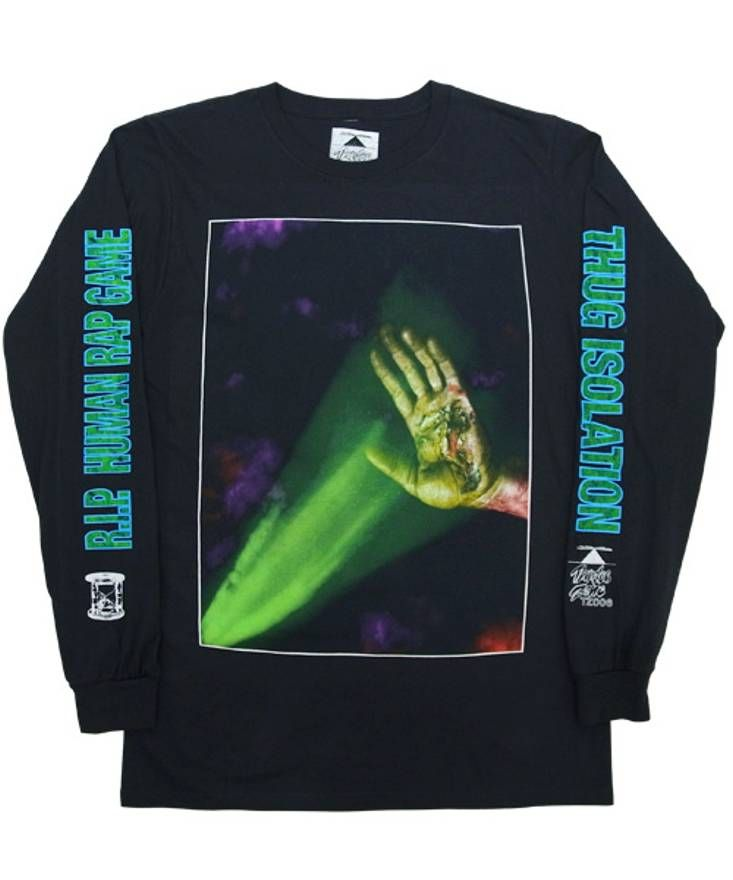 fd6d2a7f4a5 Lil Ugly Mane Thug Isolation Long Sleeve Size US L   EU 52-54   3