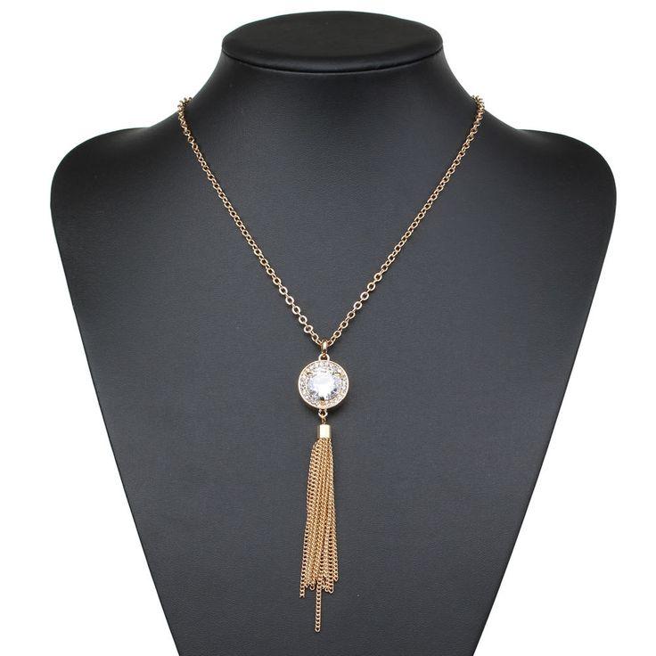 8,99 € - Damen Halskette Gold