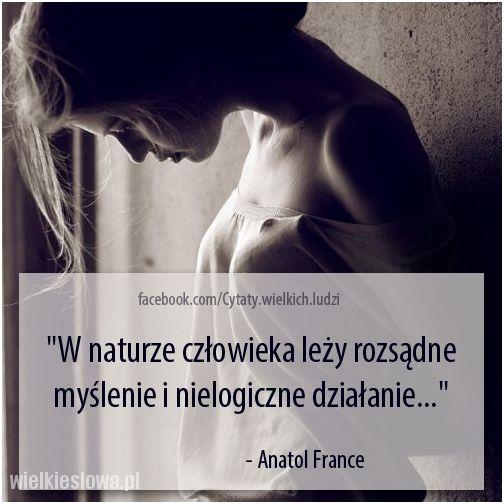 #cytaty #sentencje #aforyzmy http://www.wielkieslowa.pl/2473/w_naturze_czlowieka_lezy_rozsadne_myslenie.html
