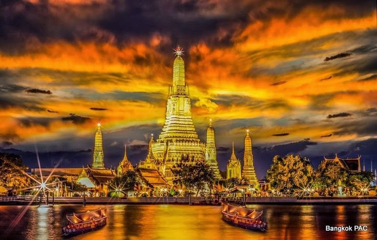 Wat Arun (temple of dawn) is a must do Icon either view from across the river from many hospitality venues or river cruise or visit in person