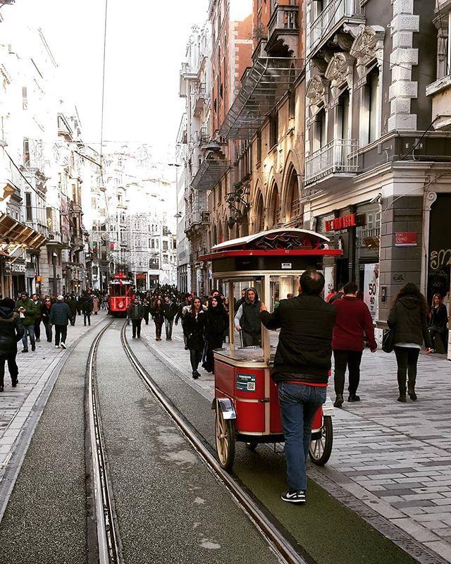 Beyoğlu,İstanbul, Turkiye