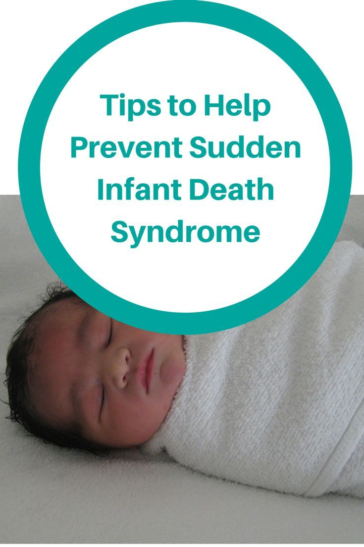 an introduction to sudden infant death syndrome Some of these deaths are caused by entrapment, suffocation, or strangulation some infants die of sudden infant death syndrome this helps reduce the risk of sids.