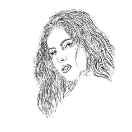 #illustrations #face #digitalart