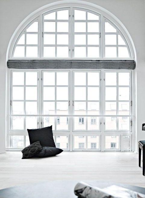 arch window