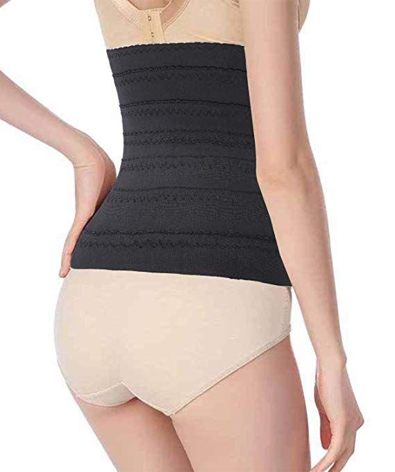 9006adff0b Bafully Womens Waist Trainer Girdle Corset Hourglass Body Shaper Underwear  for Weight Loss Tummy Control (