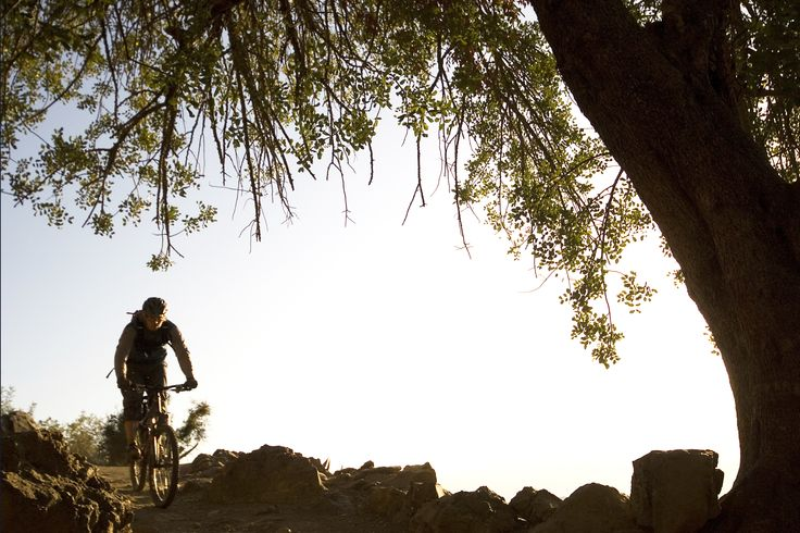 Riff mountains in Marocco. Not all about drugs. Some beatiful mtb as well