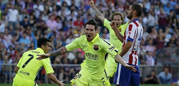 Una Liga al dictado de Messi