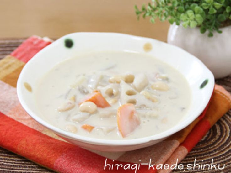 まろやかクリーミー♪豆乳根菜スープ~デトックスでダイエット! by shinkuさん | レシピブログ - 料理ブログのレシピ満載!