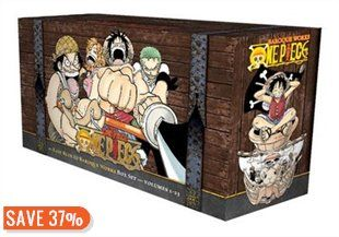 One Piece Box Set: East Blue and Baroque Works (Volumes 1-23 with premium): East Blue and Baroque Works Book by Eiichiro Oda | Trade Paperback | chapters.indigo.ca