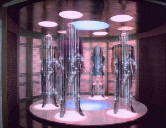 Gambar Teknologi Canggih - Quantum Teleporter