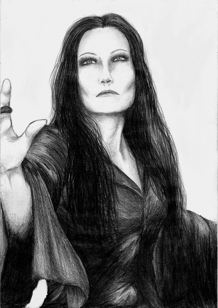 Tarja Turunen. Old work