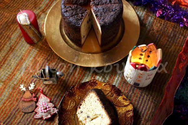 μικρή κουζίνα: Πανετόνε