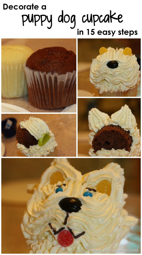 Cake Decorating Easy Steps : 28 best images about Kaylee s 9 on Pinterest Puppys ...