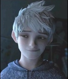 Jack Frost...yes, he is fictional...no,i dont care. I mean, look at that face.