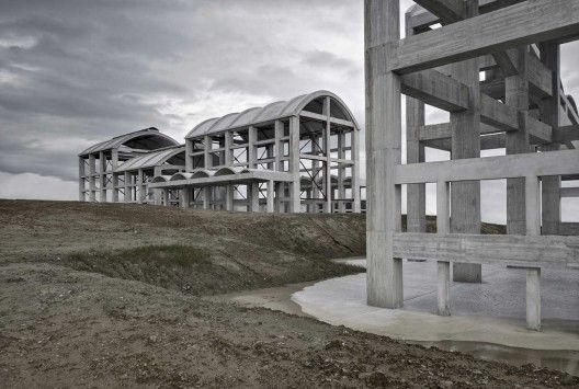 La Cros Old Factories / Diaz y Diaz Architects