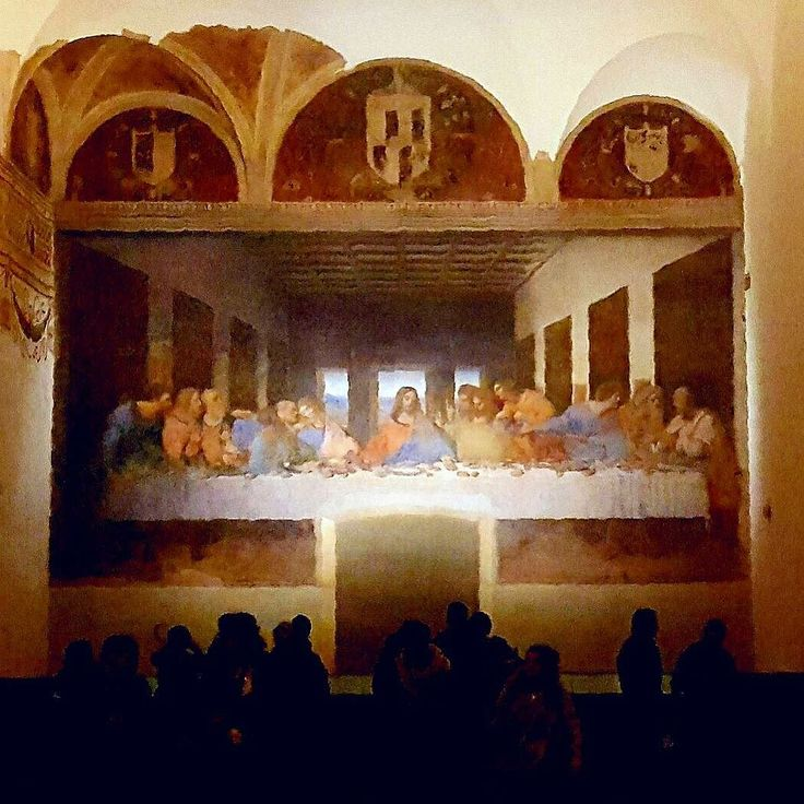 @viatortravel by @tripadvisor is the best way to view The Last Supper by Leonardo da Vinci in #Milan #Italy. For more #travel check out @departful  #davinci #thelastsupper