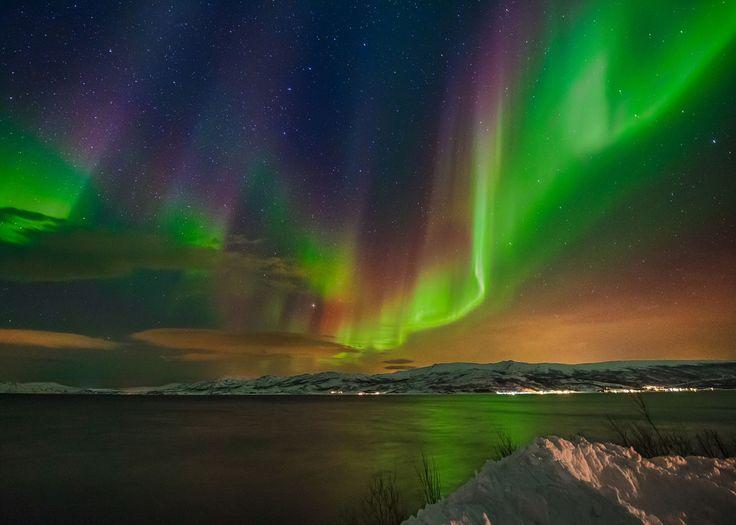 Aurora by Wayne Pinkston on 500px