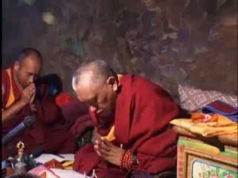 MYSTIC TIBET : Lama Zopa Rinopoche - Part 1 Milarepa - www.Youtube.com/T...