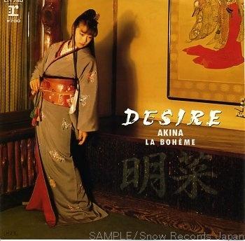 Akina Nakamori - Desire