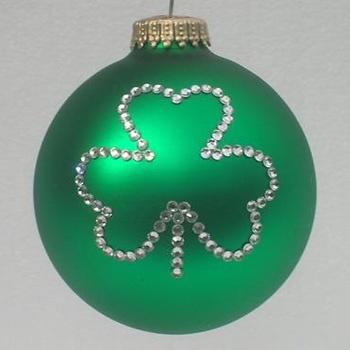 Irish Shamrock Ornament | Irish You a Merry Christmas | Christmas Ornaments,  Christmas, Ornaments - Irish Shamrock Ornament Irish You A Merry Christmas Christmas