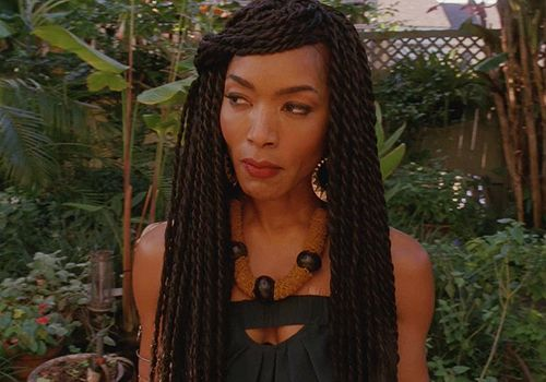 Marie Laveau, Coven | Over 50 American Horror Story ...  |Angela Bassett American Horror Story Hair