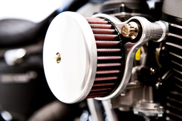 Dettaglio filtro aria