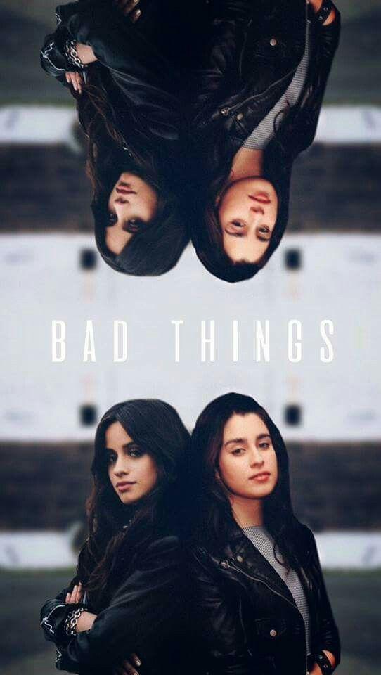 Fifth Harmony  Camila Cabello Bad Things Lauren  Camren