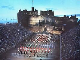 Military Tattoo at Edinburgh Castle
