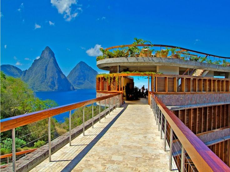 Vintage-Inspired Fashion in St. Lucia: Caribbean Cool : Cond Nast Traveler