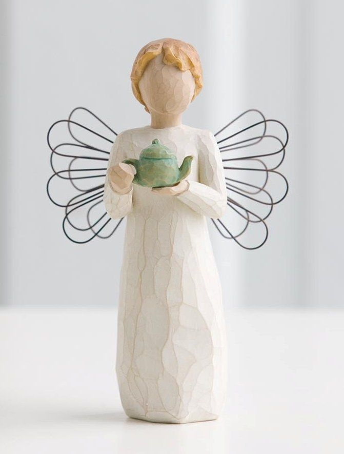 Willow Tree Angel of the Kitchen - Thank you Irene. Love & Hugs, D