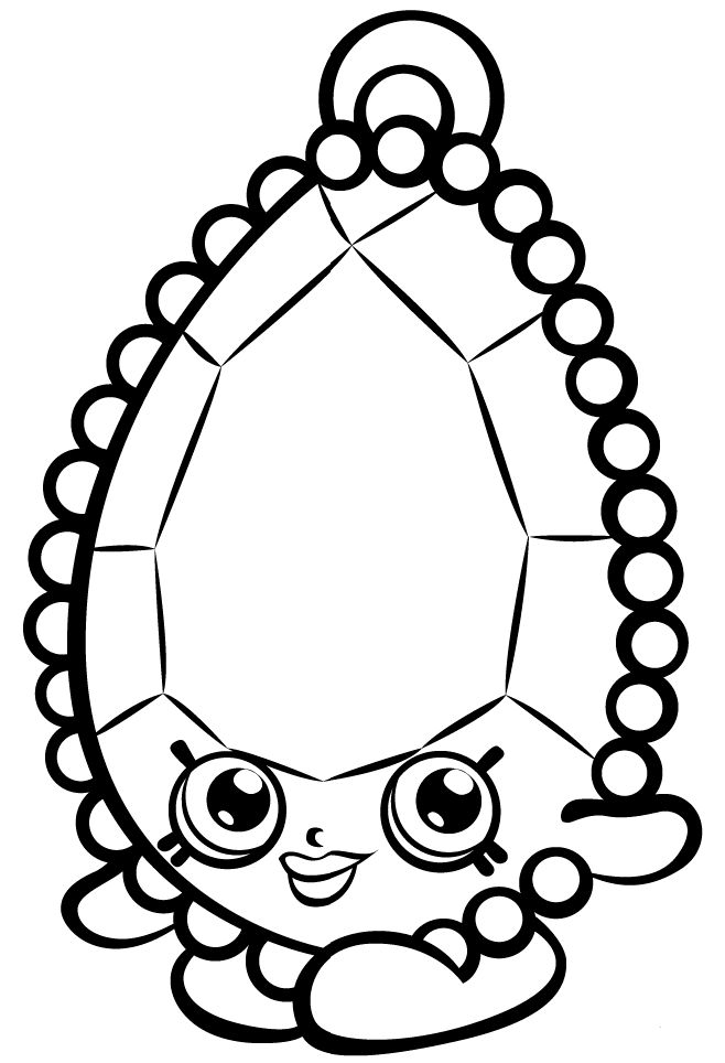 The 53 best Shopkins Coloring Pages images on Pinterest Coloring
