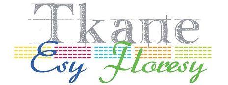 Tkane Esy Floresy