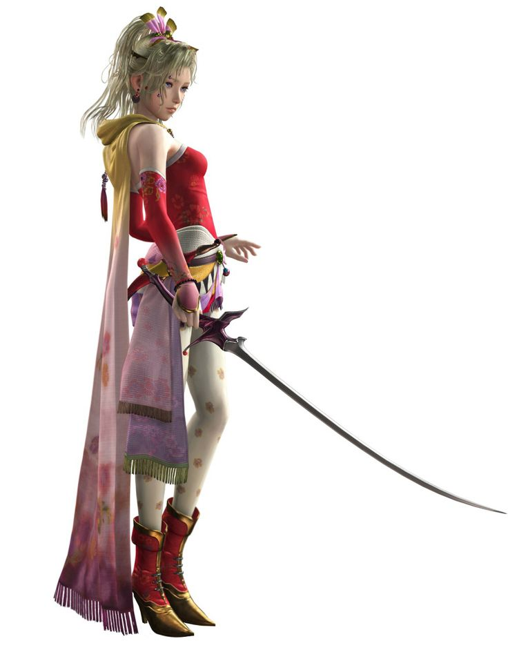 Terra Branford from Dissidia: Final Fantasy (2015)