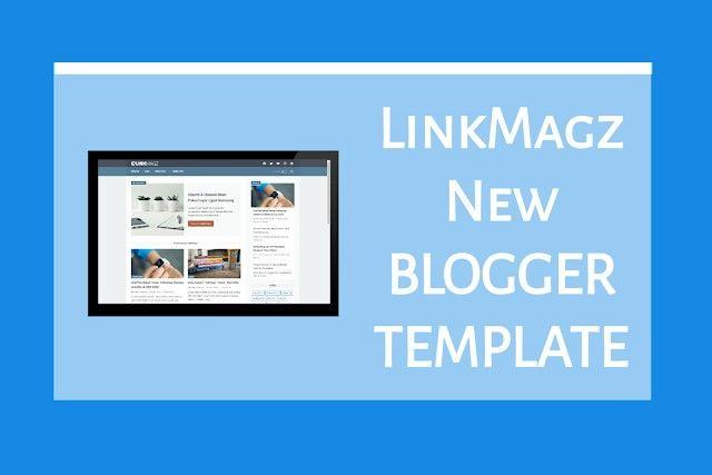 Download Template Linkmagz Premium Gratis Versi Terbaru Di 2020 Pengetahuan Desain Periklanan