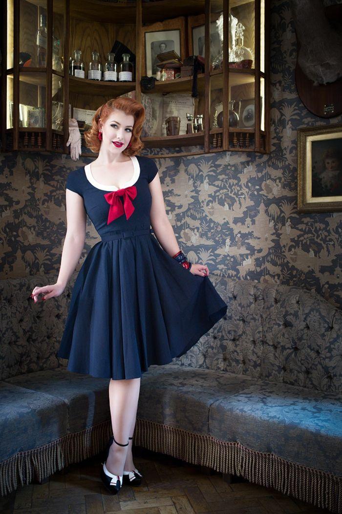 1001 Facons D Adopter La Tenue Guinguette Chic Mode Femme