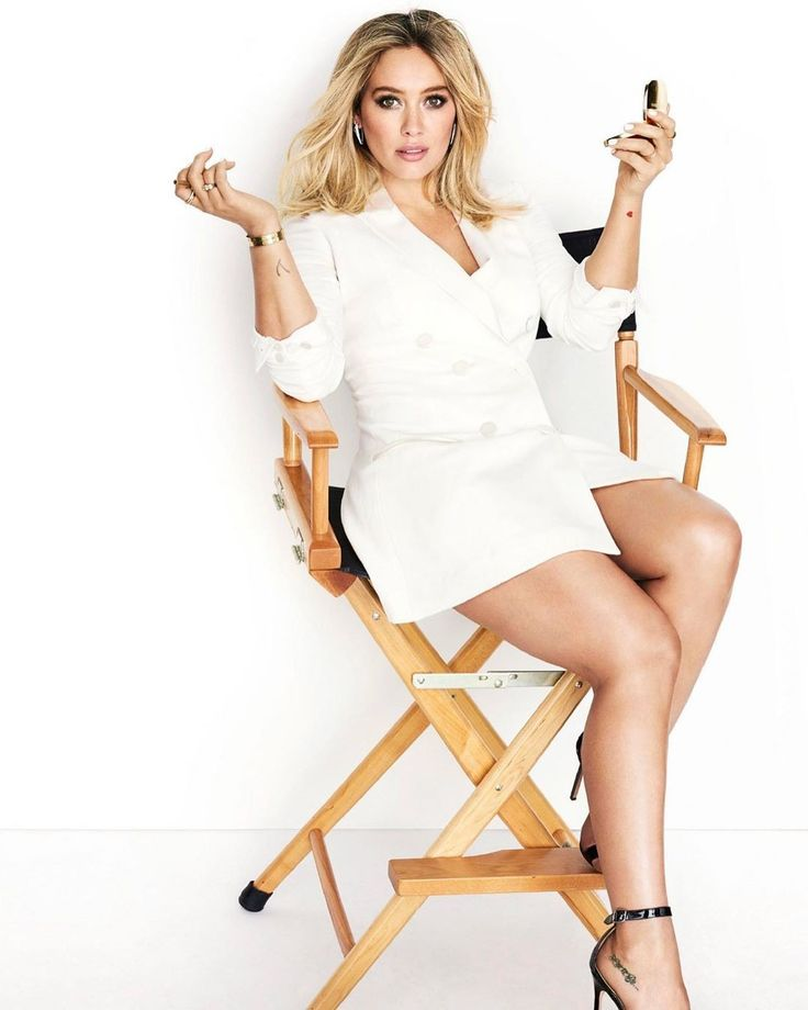 Hilary Duff - Famous Nipple