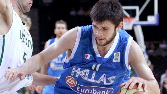 Rapid Reaction: Kostas Papanikolaou at 48 - Knicks Blog - ESPN New York