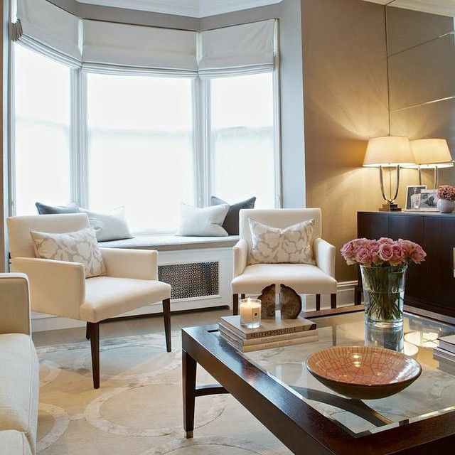 Sophie Paterson Interiors  Apartment design  Home Decor Classic living room Living room interior