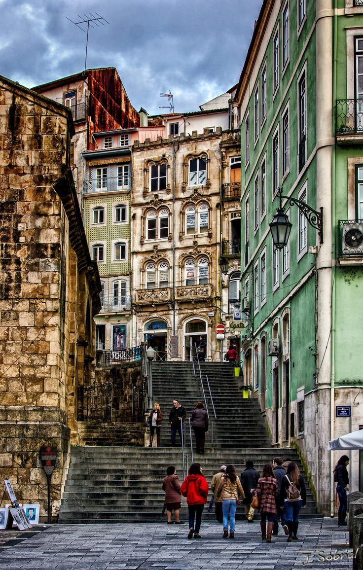 Escadas de S. Tiago, Coimbra