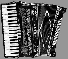 When hearing my Papa play the accordion it would bring such soothing and peaceful sounds from it, that would feel like everything in the world was just right and there would be no problems.