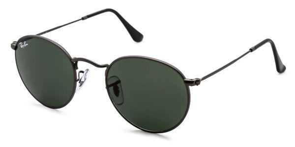 Óculos de Sol Ray-Ban RB3447 Round Metal 029